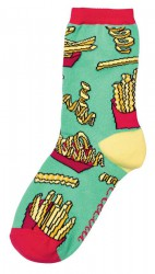 Electra Socken Women's 5 inch Fries