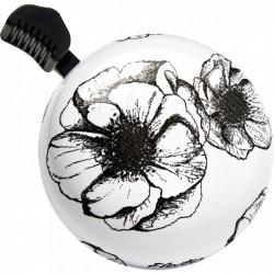 Klingel Domed Ringer Floral, Electra