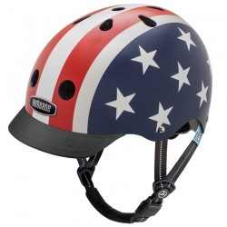 Nutcase Helm Little Nutty G3 Stars & Stripes