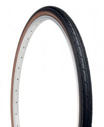 ELECTRA Reifen Loft 700x38C Black/Brown