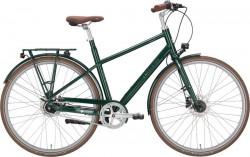 Excelsior Secret, ponderosa green