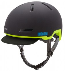 Nutcase Helm TRACER Eclipse Black (Matte)