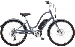 Electra Townie Go! 8D EQ ladies' cosmic grey