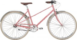 Excelsior Vintage Damenrad 3-Gang, altrosa