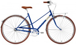 Creme Caferacer Ladies Solo 7 Speed classic blue