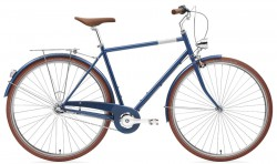 Creme Mike Uno navy blue 3 Speed