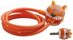 Kabelschloss Crazy Safety Tiger