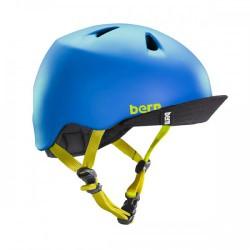 Bern Helm Nino matte blue