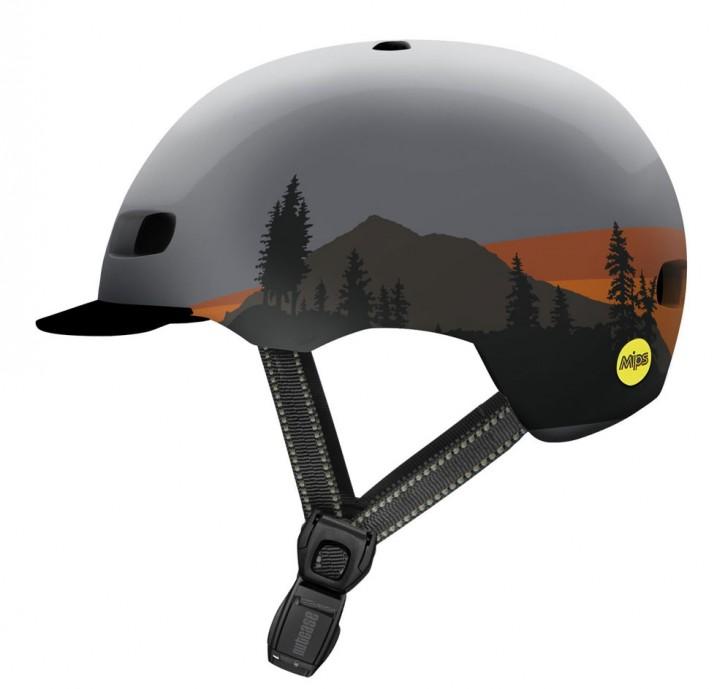 Nutcase Street MIPS Helm, Mount Hood
