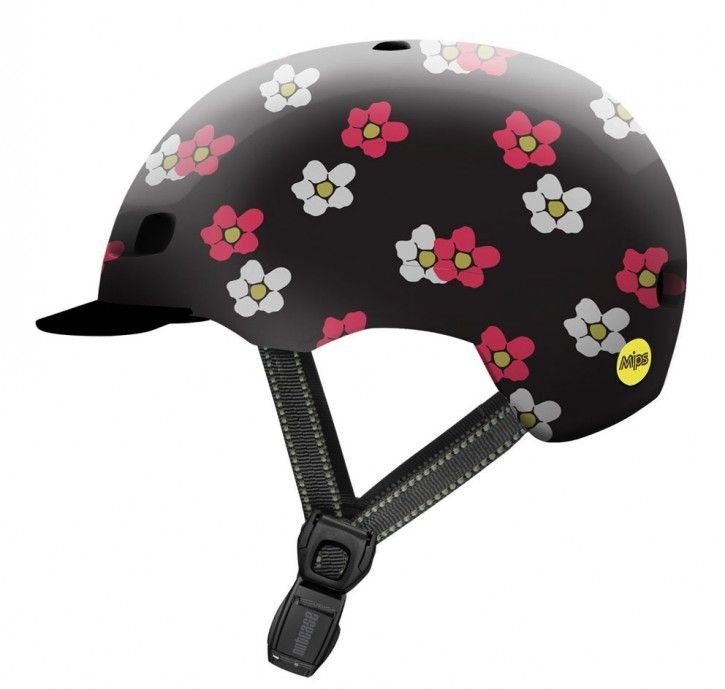 Nutcase Street MIPS Helm, Fun Flor-All