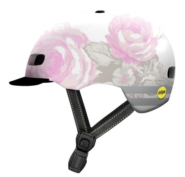 Nutcase Street MIPS Helm, Delicate Flower