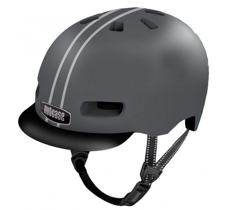 Nutcase Street MIPS Helm, Suit and Tie