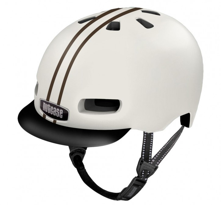 Nutcase Street MIPS Helm, Leatherbound
