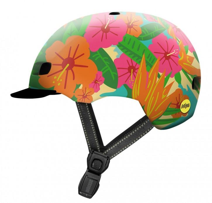 Nutcase Street MIPS Helm, Tropics