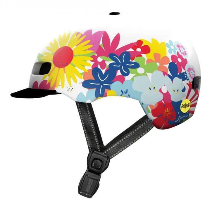 Nutcase Street MIPS Helm, Wild Flowers