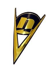 Nirve Emblem, gold
