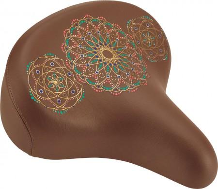 Electra Sattel Mandala Spring Vintage Brown