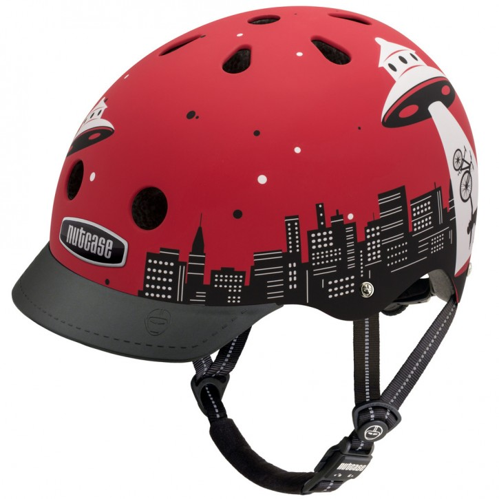 Nutcase Helm GEN3 Alien Abduction