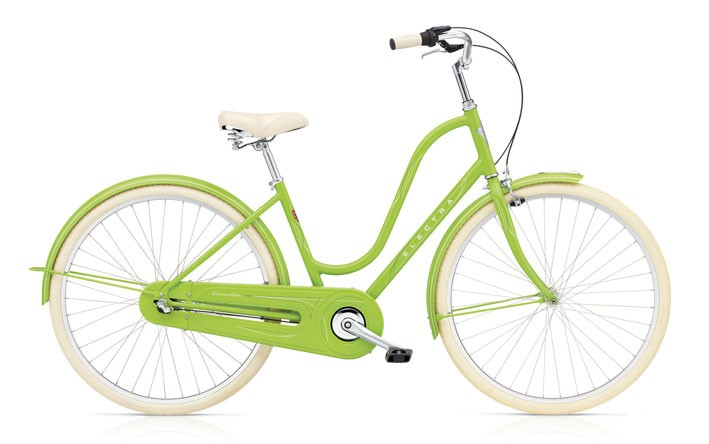 Electra Amsterdam Original 3i Ladies, spring green