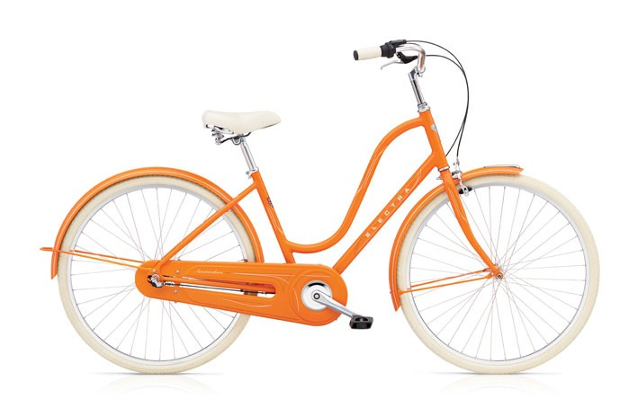 Electra Amsterdam Original 3i Ladies, orange