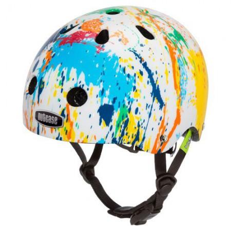 Nutcase Helm Baby Nutty Color Splash