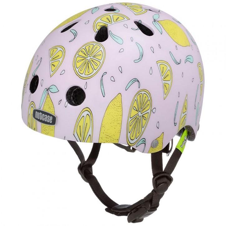 Nutcase Helm Baby Pink Lemonade