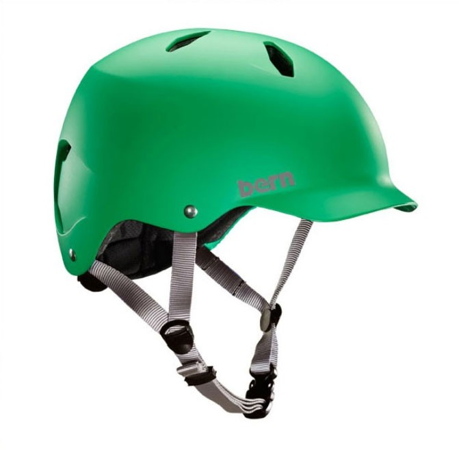 Bern Helm Bandito, kelly green
