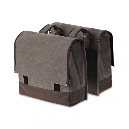 Basil Urban Fold Double Bag