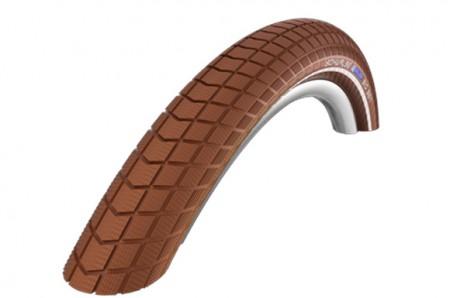 Schwalbe Reifen Big Ben 28x2.0 braun, Reflex