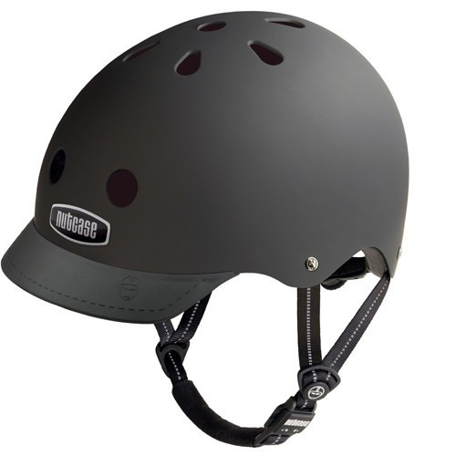 Nutcase Helm GEN3 Blackish Matte
