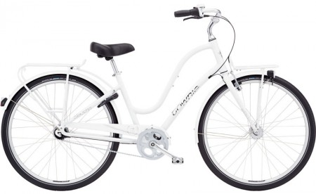 Electra Townie Commute 7i ladies, white