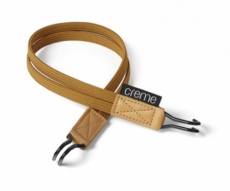Bungee Strap brown, CREME