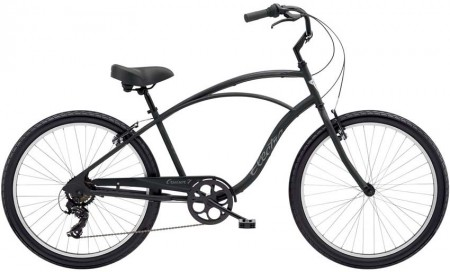 Electra Cruiser Lux 7D Men´s matte black