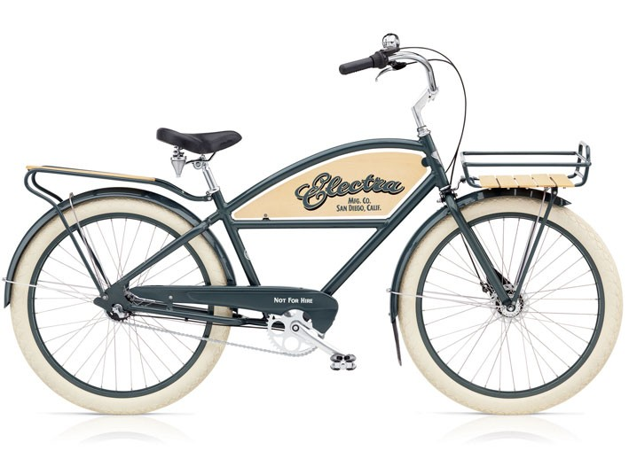 Electra Delivery 3i grey