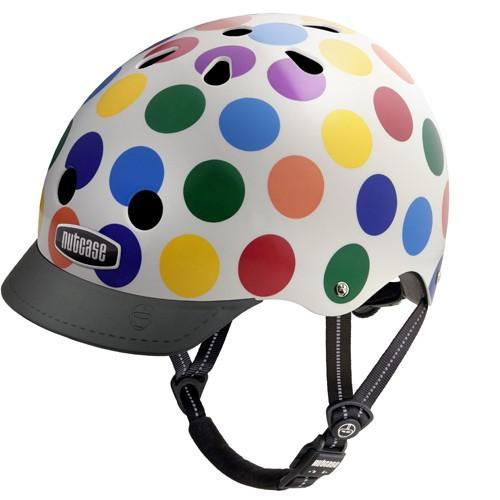 Nutcase Helm GEN3 Dots