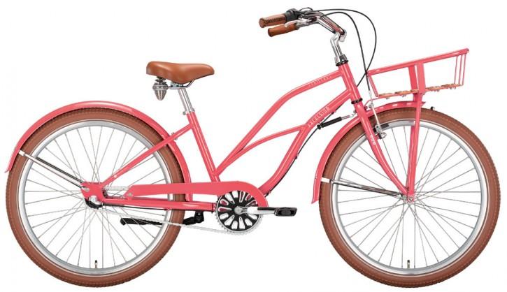 Excelsior Chillax Lady Cruiser, rosé