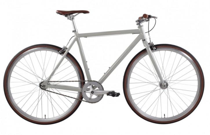 Excelsior Sputter 2-Speed light grey