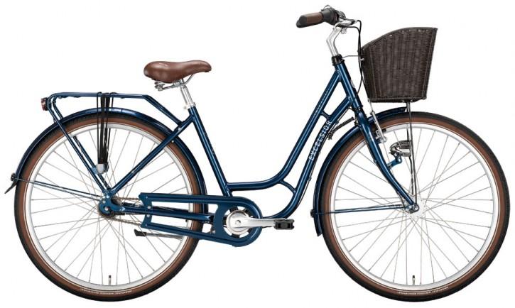 Excelsior Swan-Retro Alu 7-Gang LL, dark blue