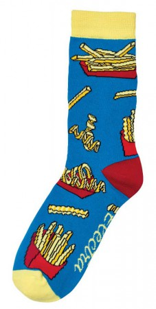Electra Socken Men´s 9 inch Fries