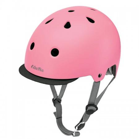 Electra Solid Color Helmet rose quartz