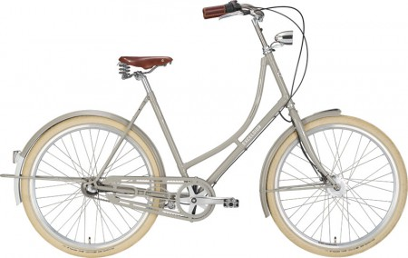Excelsior Grand Balloon Bike stone grey