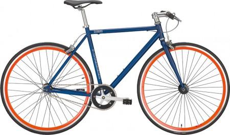 Forelle Blau orange