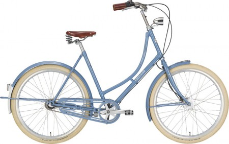 Excelsior Grand Balloon Bike pigeon blue