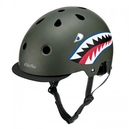Electra Tiger Shark Helmet