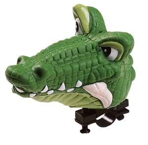 Figurenhupe Krokodil