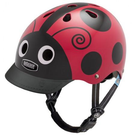 Nutcase Helm Little Nutty G3 Ladybug