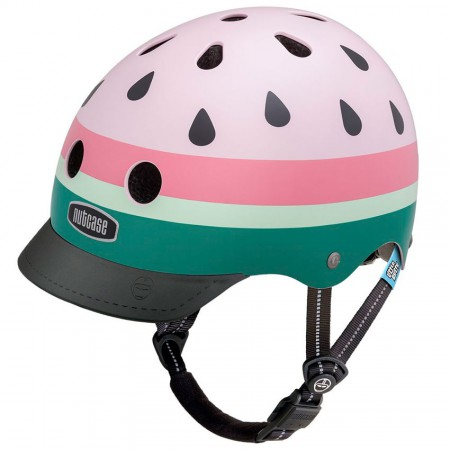 Nutcase Helm Little Nutty G3 Modern Melon