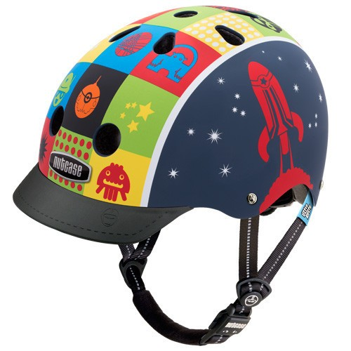 Nutcase Helm Little Nutty G3 Space Cadet