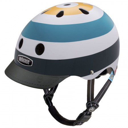 Nutcase Helm Little Nutty G3 Radio Wave