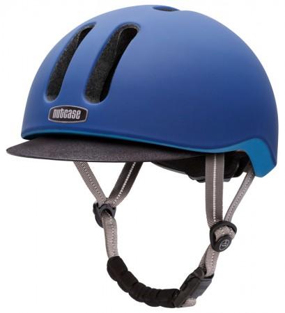 Helm Nutcase Metroride Sapphire Matte